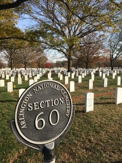 Arlington Ceremonies 2016-11-23