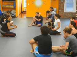 Self Defense Training LW Center