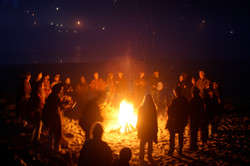 Ancestor Fire in Yachtas 2011