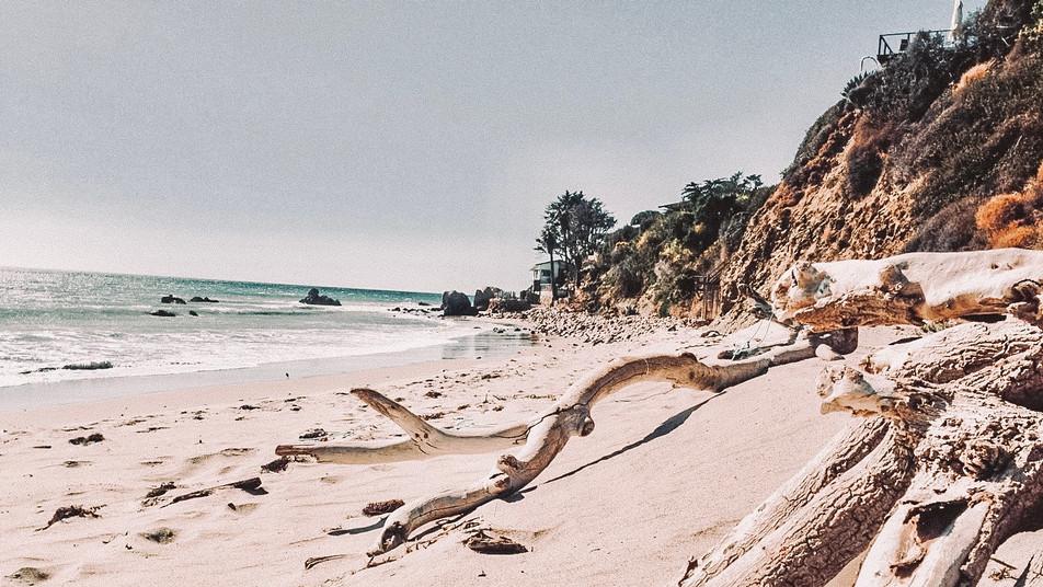 El Pescador Beach, Malibu
