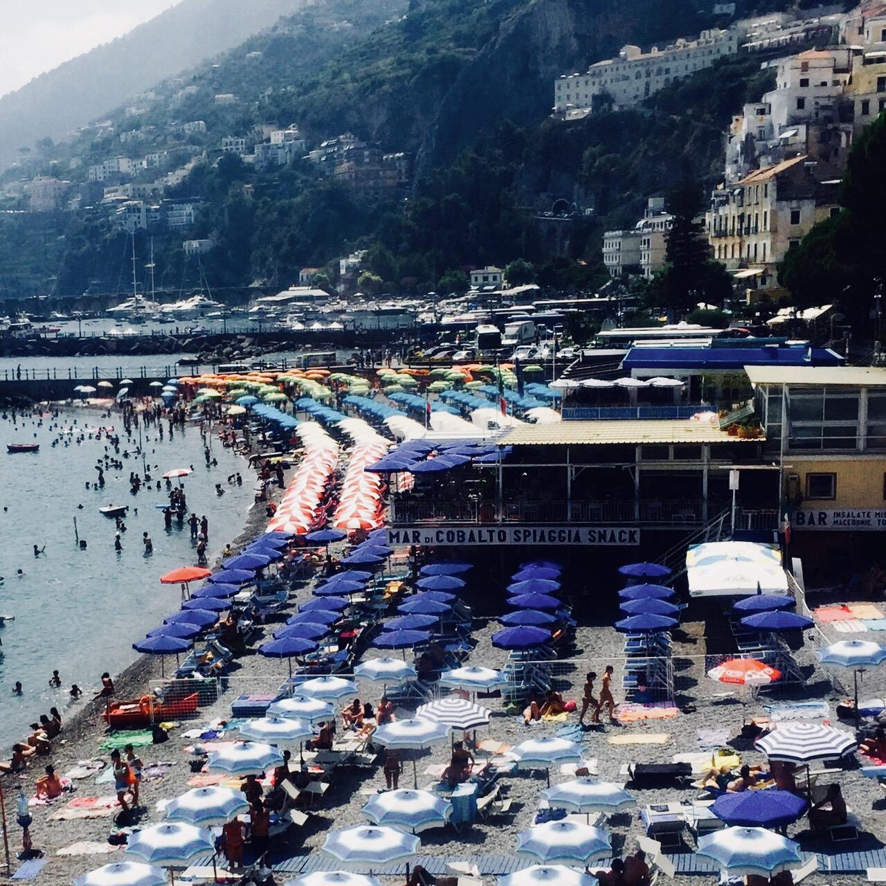 Italy, Amalfi