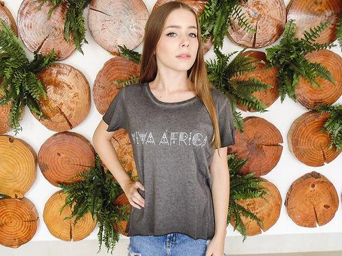 Camiseta Viva África