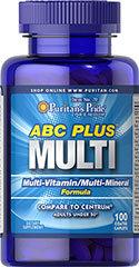 ABC Plus Multivitamin and Multi-Mineral Formula