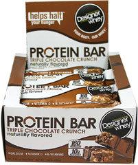 Whey Protein Bar Triple Chocolate Crunch