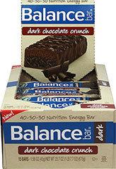 Dark Chocolate Crunch Balance Bars