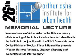 26th Anniversary Memorial Lecture