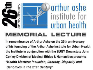 26th Anniversary Memorial Lecture
