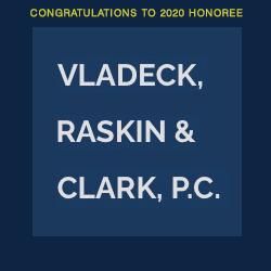 Join Arthur Ashe Institute's Sportsball 200 virtual gala  as we honor Vladeck, Raskin & Clark, P.C.