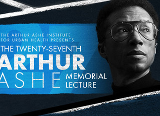 "Dr. Christina Greer presents ""The Legacy of Arthur Ashe in the 21st Century"""
