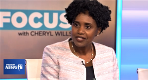 NY1 In Focus Round Table featuring Arthur Ashe Institute for Urban Health