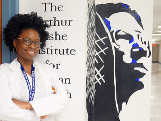 "Dr. Keisha Barry, SUNY 2017, HSA '09: ""The important thing about the Health Science Academy..."""