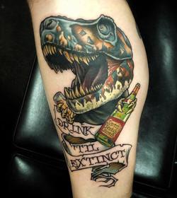 Drink til Extinct