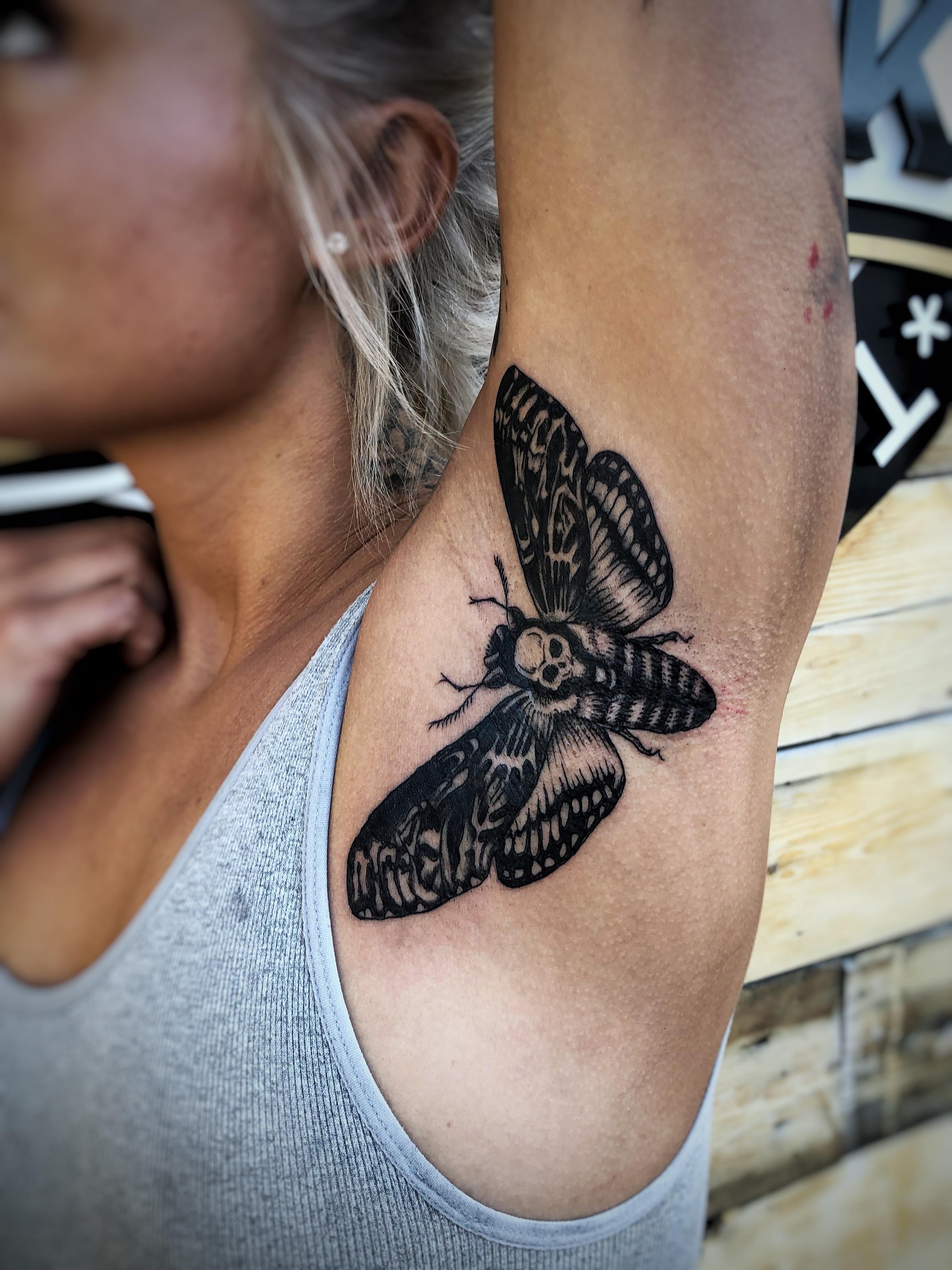Armpit Moth