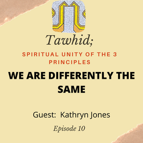 Ep. 10- We are Differently the Same