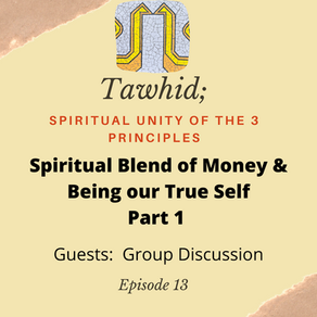 Ep. 14-Spiritual Blend of Money & Being of Service to Mankind