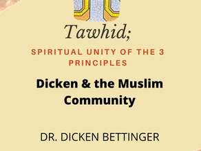 Ep. 17-Dicken and the Muslim Community
