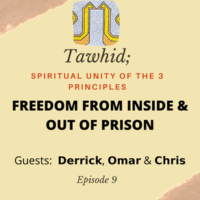Ep. 09-Freedom From Prison Inside & Out