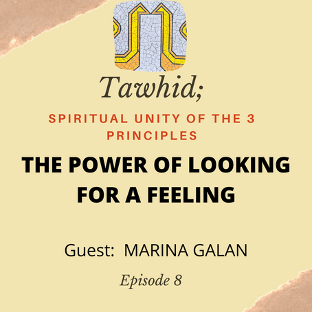 Ep. 08-The Power of Looking for a Feeling