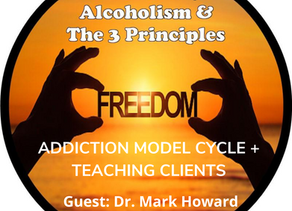 Ep. 24-Addiction Model Cycle, and Teaching Addiction Clients