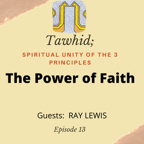 Ep. 13-RAY LEWIS Shares on the Power of Faith