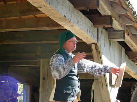 Jeff Becker, Sawmill.JPG