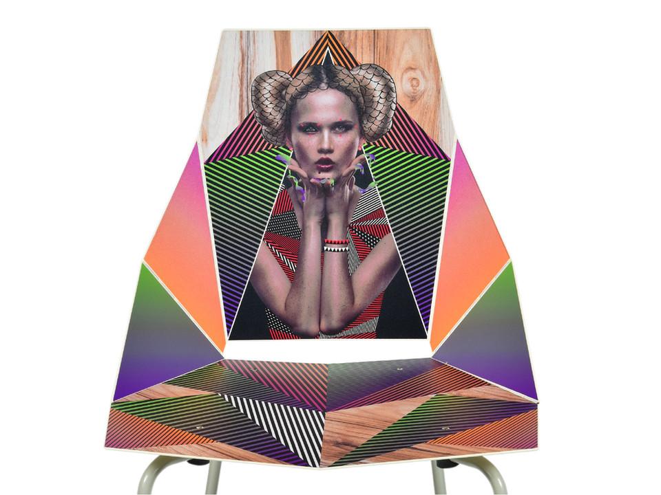 Lava Chair - AIGA Award