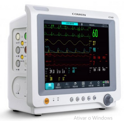 C50 – Monitor Paciente Multiparâmetro