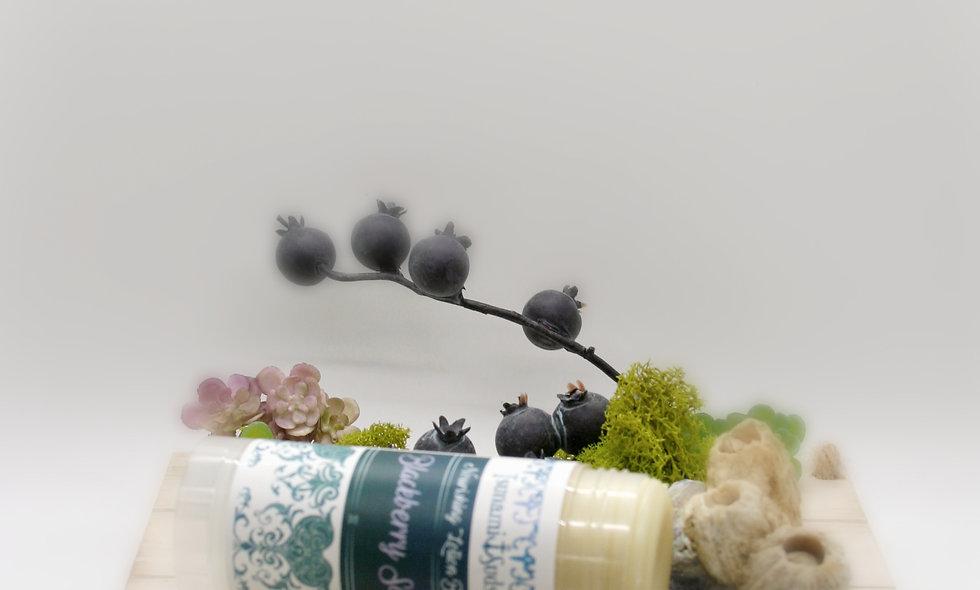 Blackberry Sage moisturizing lotion bar