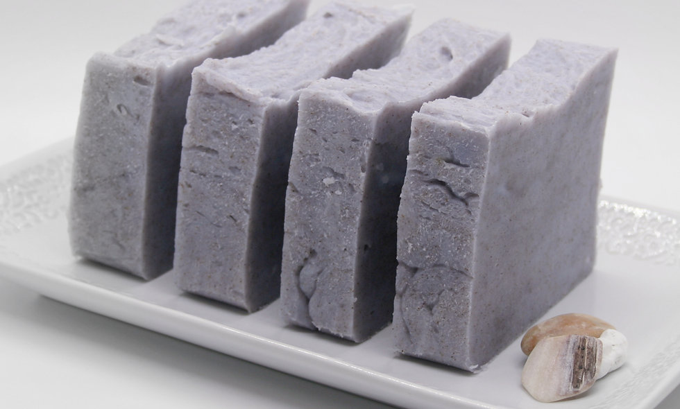 Rice Flower And Shea Olive Oil Soap Bar