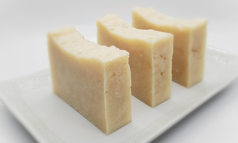 Almond Marzipan Olive Oil Soap Bar