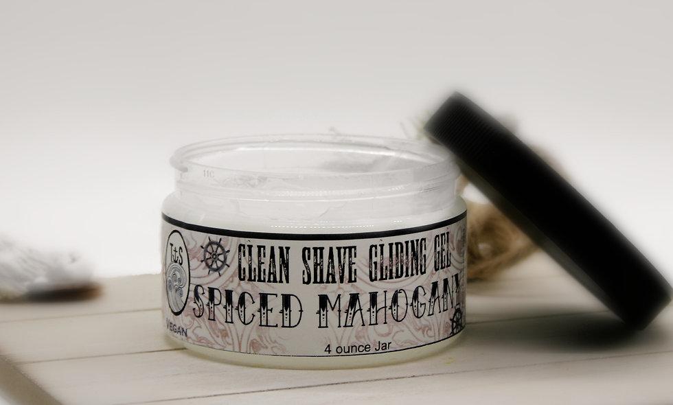 Spiced Mahogany Gliding Shaving Jelly