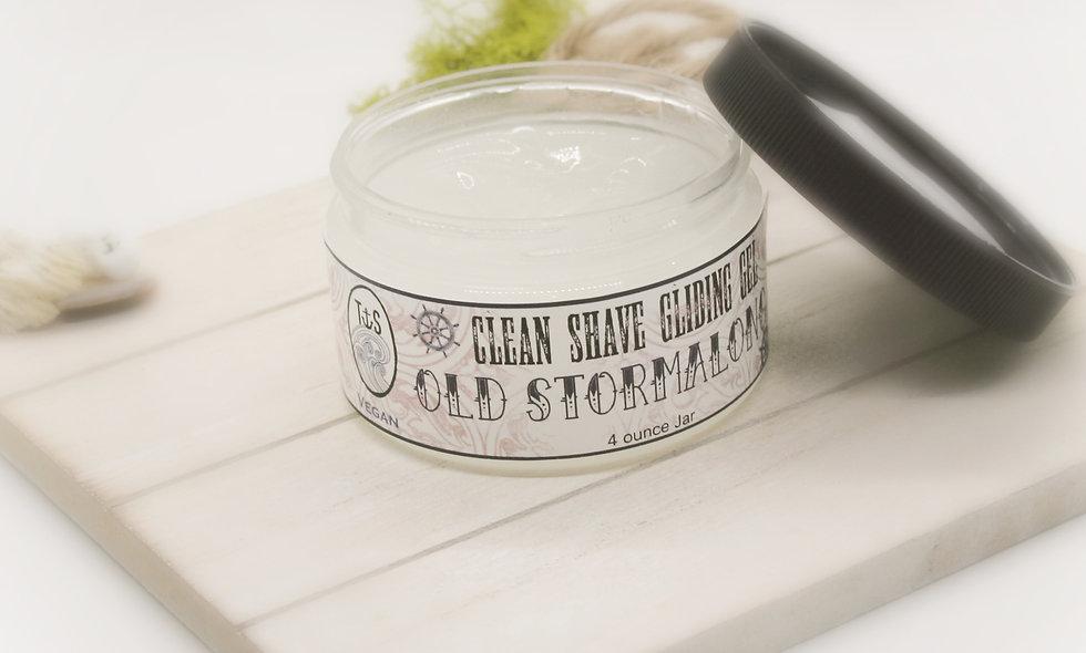 Old Stormalong Gliding Shaving Jelly