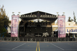 Escenario La Salle 2020