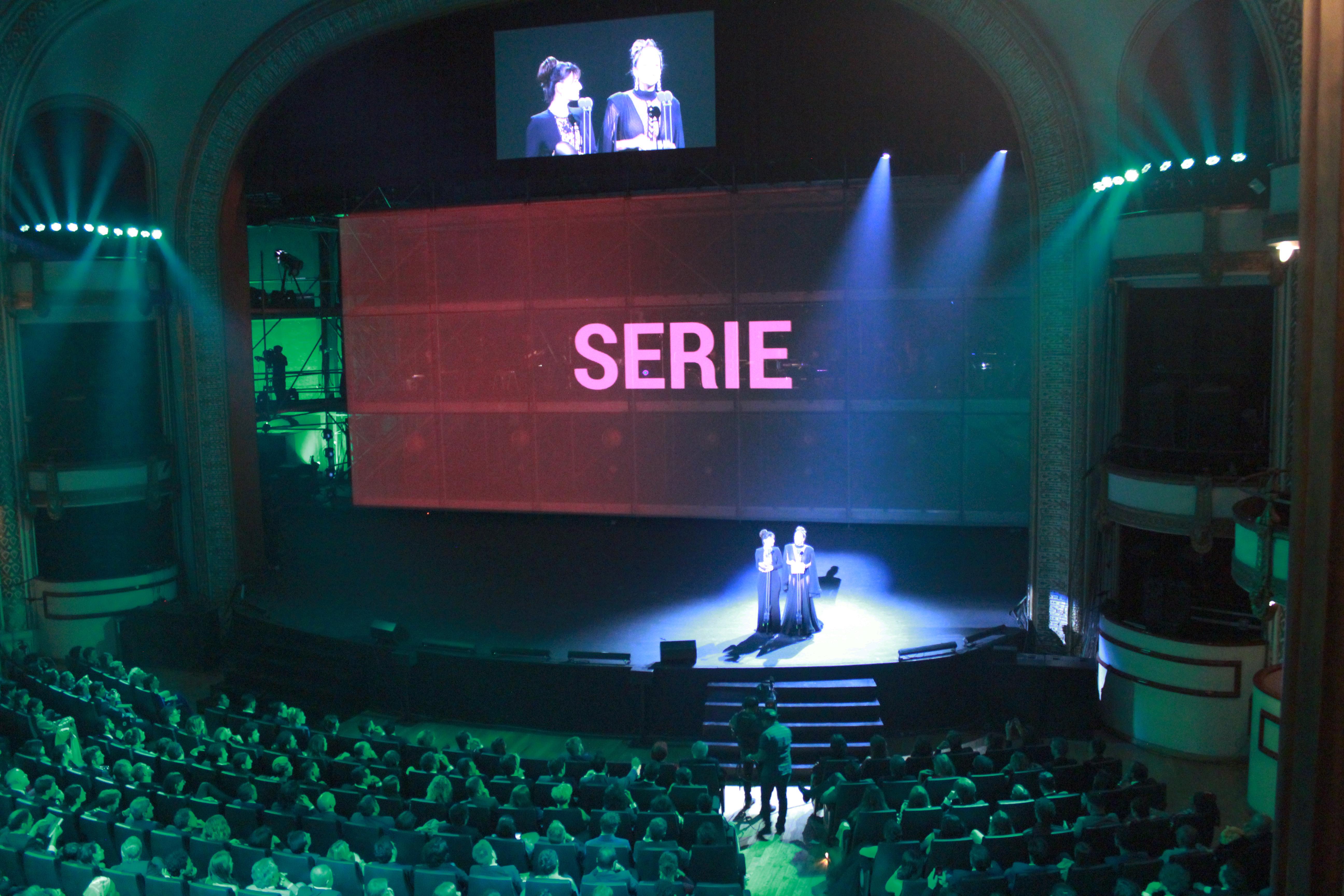 Evento premios fénix