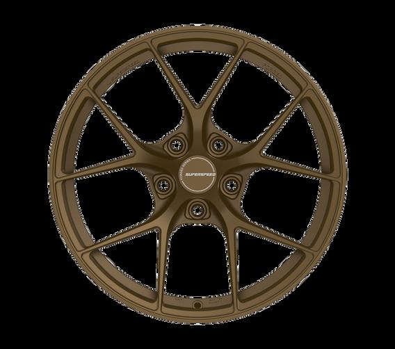 PF05RR Satin Bronze