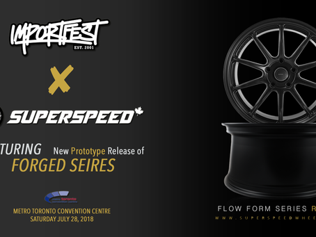 Importfest 2018 We are coming!