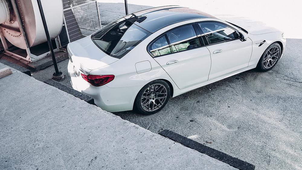 BMW F90 M5 Flow Form RF01 Bridgestone LM32