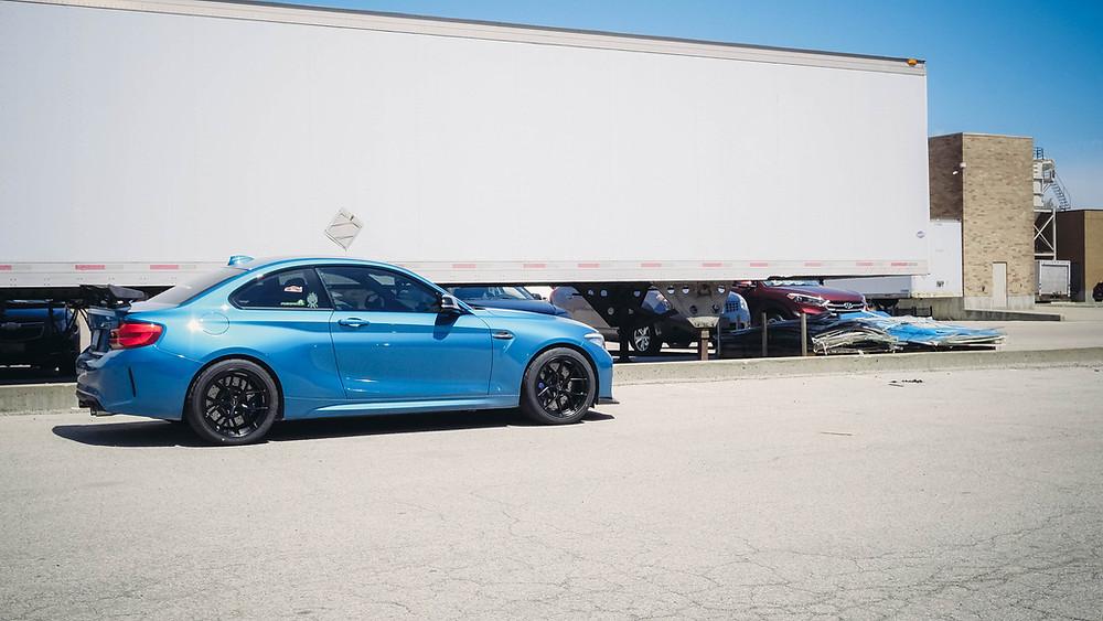 RF05RR on BMW F87 M2