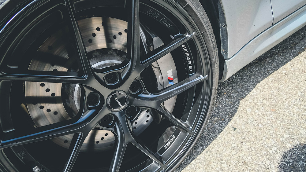 BMW M2 Competiton Wheel Fitment