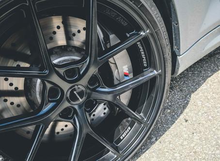 RF05RR BMW F87 M2 Fitment Guide