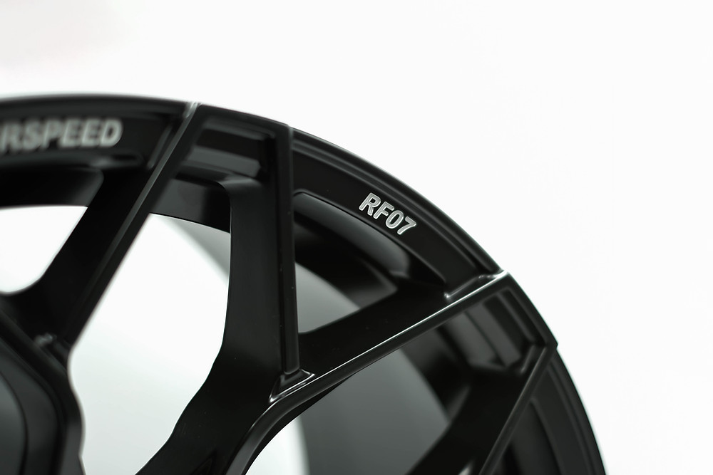 Superspeed RF07 CNC engraving
