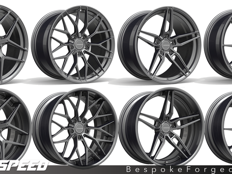 Bespoke Forged Series Now Available