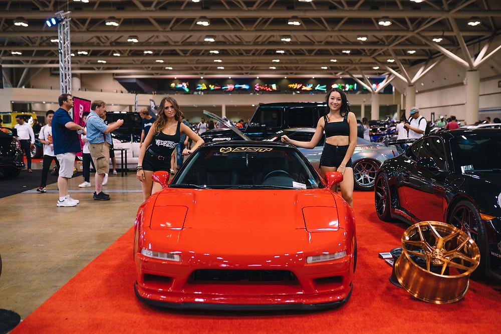 NSX Showcase RF03RR at Importfest