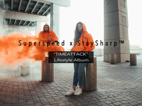 Merchant Store Opening Feature StaySharp™ Collab Drop