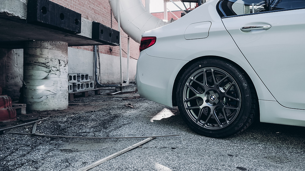 Flow Form RF01 Deep Concave Face on BMW F90 M5
