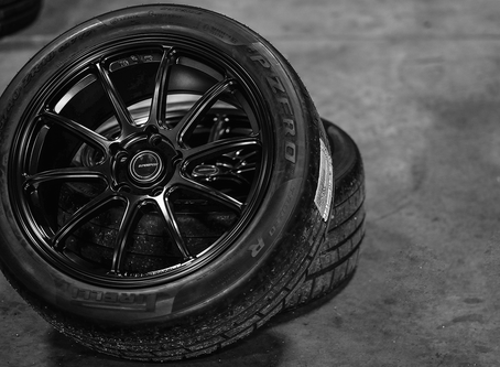 """RF03RR - Possibly the Lightest 18"""" Flow Form Wheels in the market"""