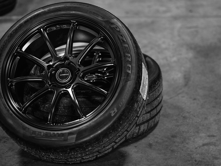 "RF03RR - Possibly the Lightest 18"" Flow Form Wheels in the market"