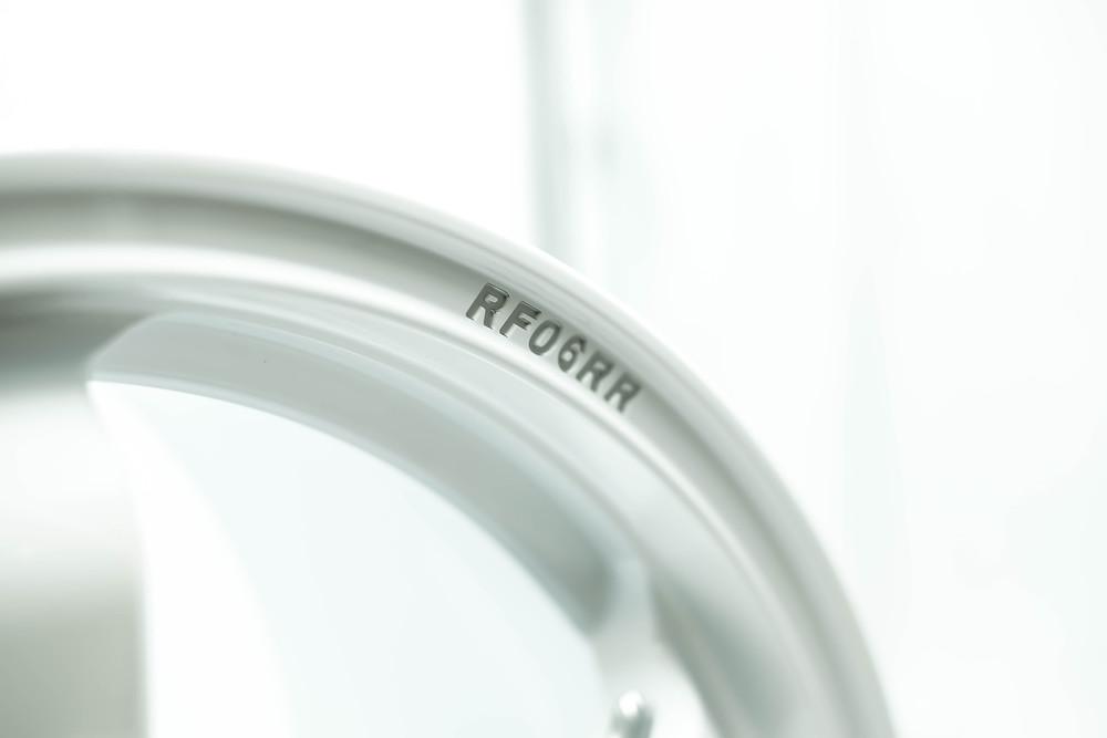 RF06RR CNC Engraved