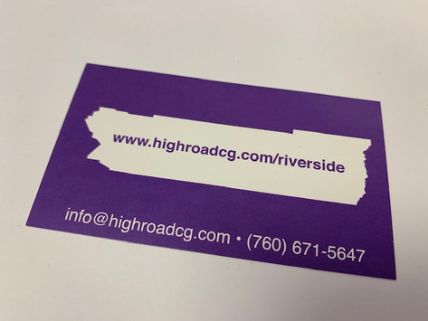 Highroad client wins one of 19 Riverside County cannabis retail licenses