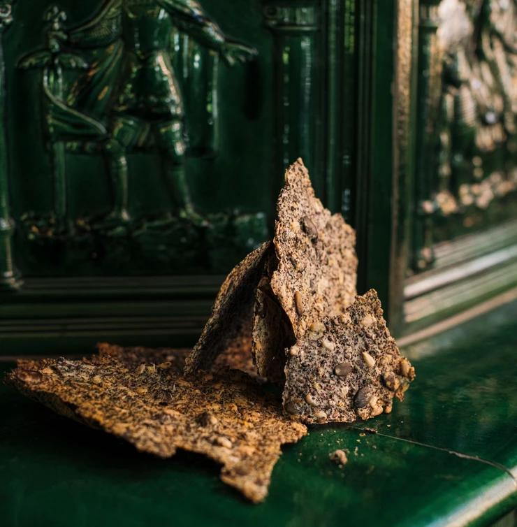 traški skandinaviška duona, Alfo Ivanausko receptas